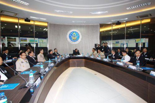 ประชุมการบริหารจัดการน้ำอย่างเป็นระบบ