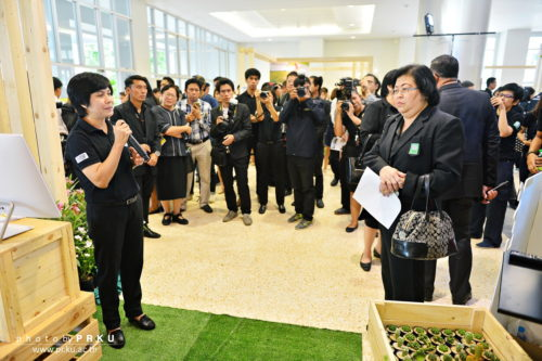 โครงการการพัฒนาการเกษตรไทยสู่ระบบอัจฉริยะด้วยข้อมูลขนาดใหญ่