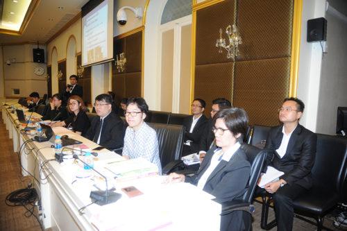ประชุมคณะกรรมการอำนวยการงานพัฒนาคุณภาพชีวิตของประชาชน