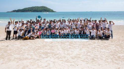 """บริษัทในเครือ ฮั้วเฮงหลี กรุ๊ป จัดกิจกรรม """"CSR คืนชีวิตสู่ธรรมชาติ ปล่อยพันธุ์ปลา ปลูกปะการังเทียม"""""""