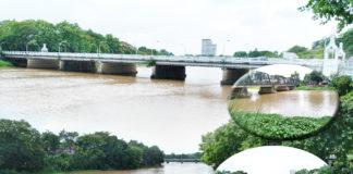 """""""ระดับน้ำในแม่น้ำสายหลักยังปกติ"""" กรมชลฯเฝ้าติด-จัดการได้"""