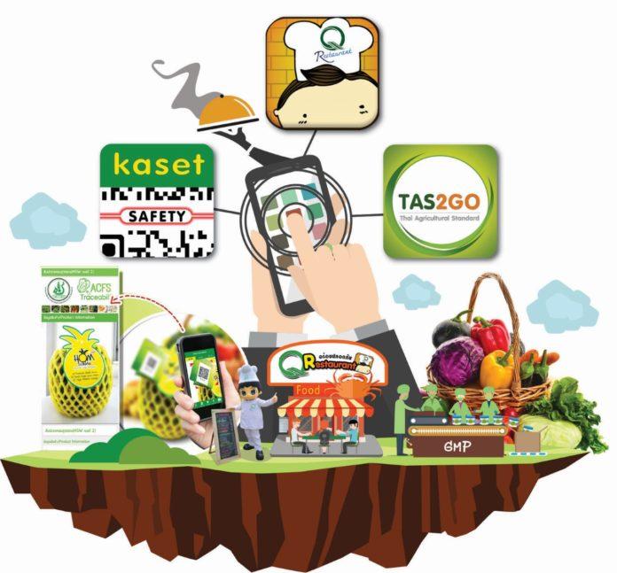มกอช. เปิดตลาดออนไลน์…พัฒนาสินค้าเกษตรสู่ไทยแลนด์ 4.0