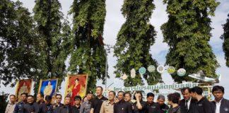 พิธีเปิดโครงการโปรยเมล็ดพันธุ์-เพิ่มผืนป่า สืบสานพระราชปณิธาน