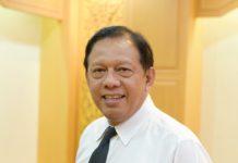 คุณสมชาย ชาญณรงค์กุล อธิบดีกรมส่งเสริมการเกษตร