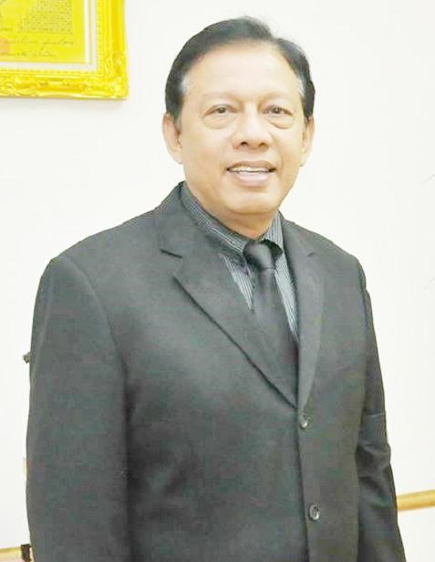 นายสมชาย ชาญณรงค์กุล อธิบดีกรมส่งเสริมการเกษตร