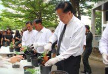 พลเอกฉัตรเฉลิม เฉลิมสุข ประธานกรรมการการยางแห่งประเทศไทย