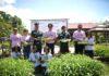 """ศรแดงจัดให้ """"โครงการผักโรงเรียนปี 2"""" ดาวเรืองเหลืองสะพรั่งทั้งโรงเรียน"""