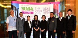 """ก.เกษตรฯ ร่วมจัด SIMA ASEAN Thailand 2017 """"โชว์นวัตกรรมเกษตรไทย"""""""