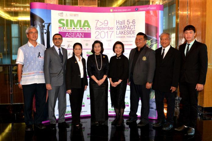 ก.เกษตรฯ ร่วมจัด SIMA ASEAN Thailand 2017
