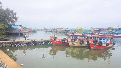 โครงการบ้านปลาของเอสซีจี เคมิคอลส์เป็นตัวอย่างของความร่วมมือระหว่างชุมชน ภาครัฐ และอุตสาหกรรม