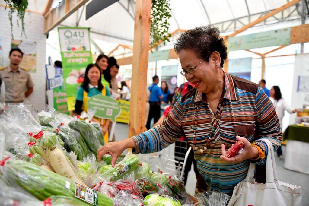 สินค้าเกษตรพืชผัก