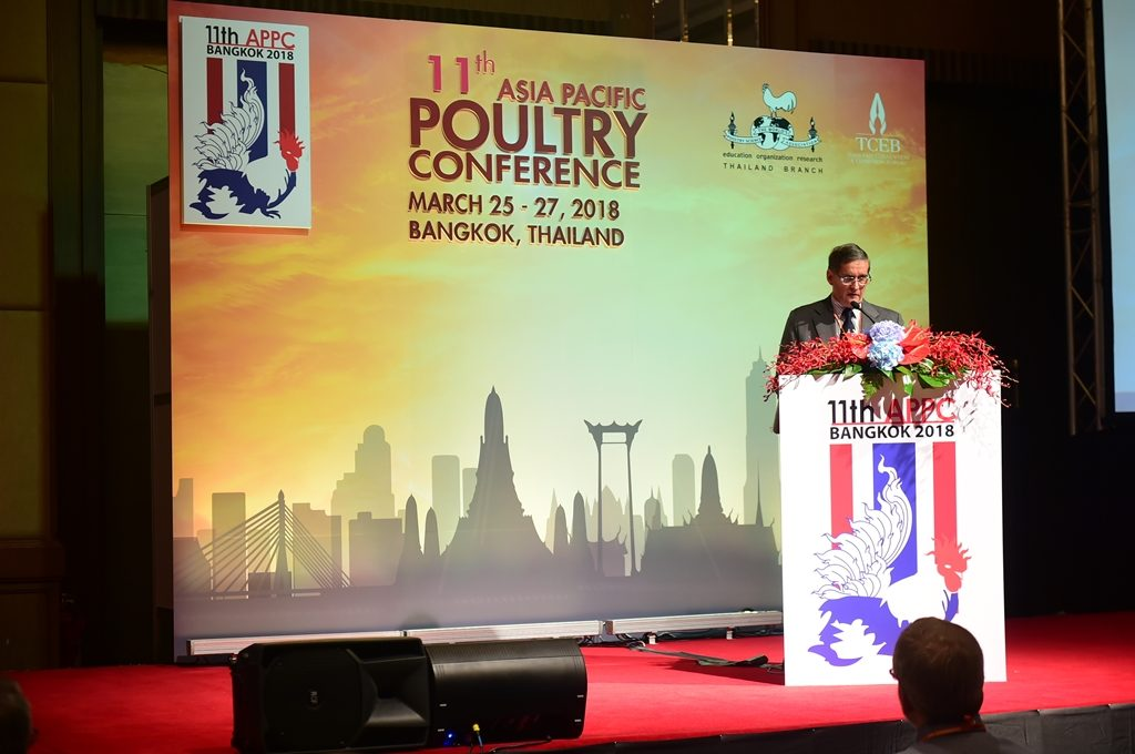 การประชุมสัตว์ปีกภาคพื้นเอเชียแปซิฟิกครั้งที่ 11 หรือ 11th Asia Pacific Poultry Conference – APPC 2018 Bangkok