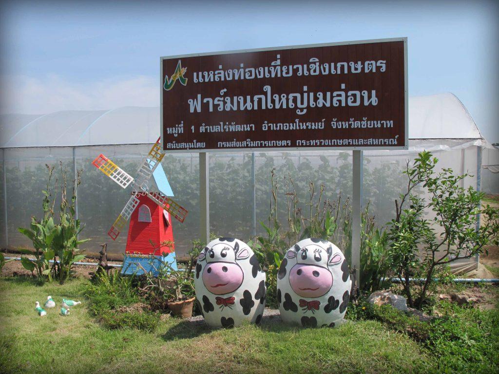 เปิดเป็นแหล่งท่องเที่ยวทางการเกษตร
