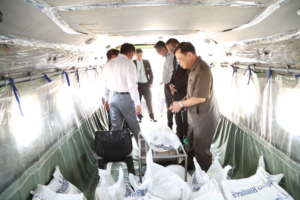 กรมฝนหลวงฯ ขยายความร่วมมือกับมองโกเลีย ด้านเทคนิคการปฏิบัติการฝนหลวง