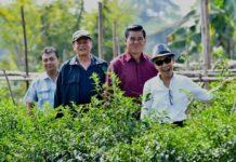 มกอช.หนุนยุทธศาสตร์การพัฒนาเกษตรอินทรีย์แห่งชาติ 5ปี นำร่องอินทรีย์ในพื้นที่ 5จังหวัดชายแดนใต้