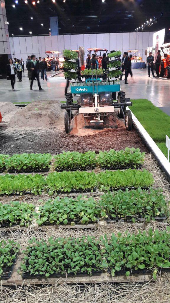 อนาคตการปลูกผักจะเป็นเรื่องง่าย แม่นยำ ไม่ต้องหวั่นแรงงานขาดแคลน...