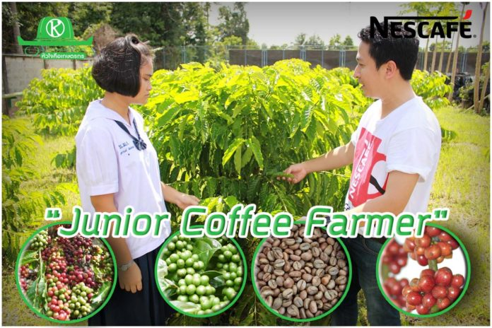 """Junior Coffee Farmer"""