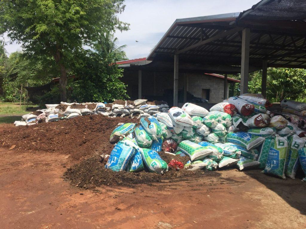 โชว์ผลธนาคารปุ๋ยอินทรีย์ ตอบโจทย์หนุนเกษตรกร แปลงวัสดุเหลือใช้สู่ปุ๋ยหมัก-น้ำหมักชีวภาพ