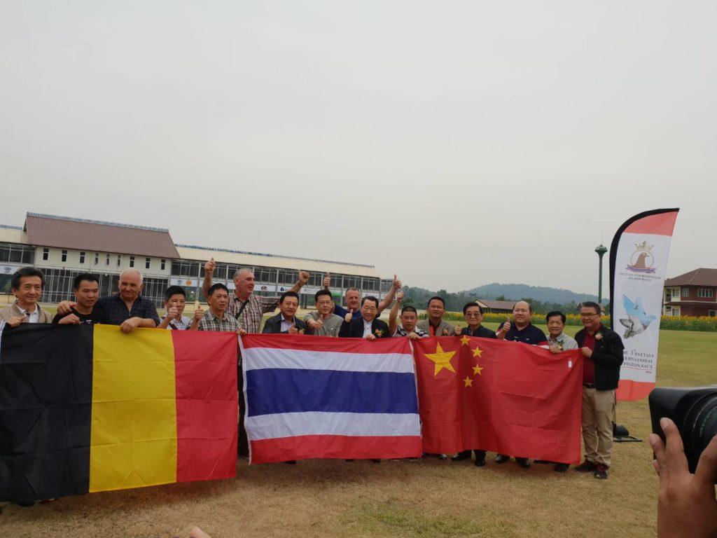 ผู้เข้าแข่งขันจากแต่ละประเทศ