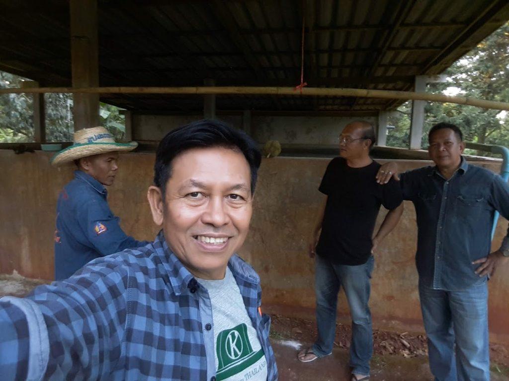 ทีมข่าวเกษตรก้าวไกล พร้อมที่จะลงพื้นที่ไปดูแหล่งน้ำต้นแบบทั่วประเทศ