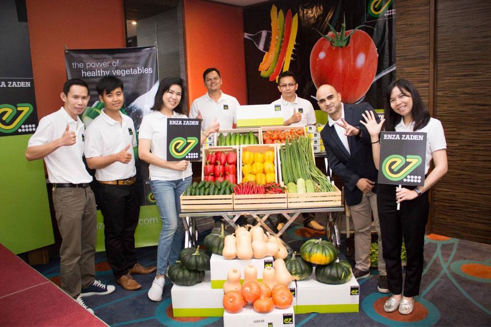 ทีมงาน เอนซา ซาเดน ประเทศไทย