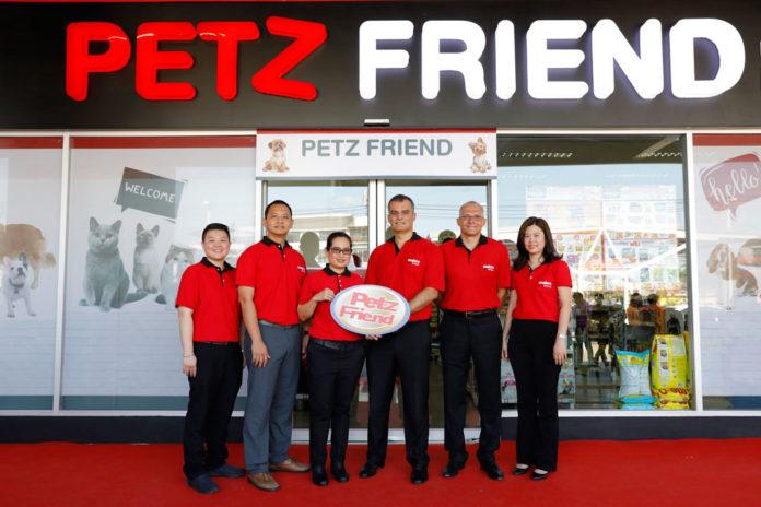 แม็คโคร เปิดร้าน Petz Friend Shop โฉมใหม่-สาขากัลปพฤกษ์