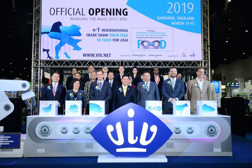 45,000 นักลงทุนในอุตสาหกรรมปศุสัตว์ ร่วมชมงาน วิฟ เอเชีย 2019