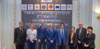 กรมประมง ร่วมงานสัมมนา GLP for Seafood Industry and Sustainable Fishing in Thailand