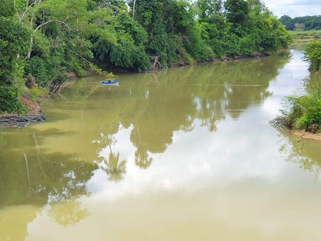 ไปดูจุดก่อสร้างปตร.แม่น้ำตรัง เผยแก้ท่วมซ้ำซาก เก็บน้ำไว้ใช้ และรุกน้ำเค็ม