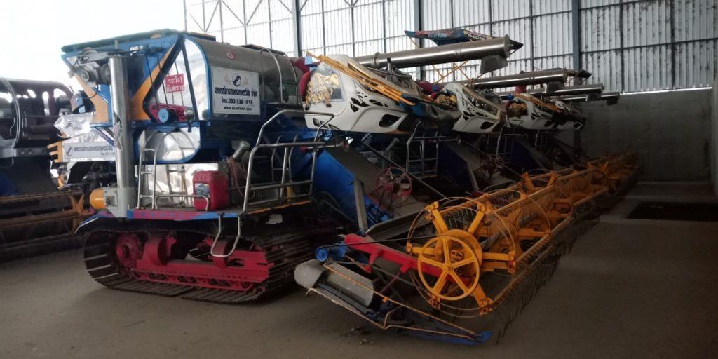 ส่งเสริมเครื่องจักรกลเกษตรทดแทนแรงงาน ตัวช่วยเกษตรกรลดต้นทุน