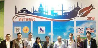 คึกคัก!! ซีพี ตุรกี จัดแสดงสินค้า ในงาน VIV TURKEY 2019