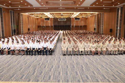 ประธานเปิดบรรยายพิเศษ เรื่อง สถาบันพระมหากษัตริย์กับประเทศไทย