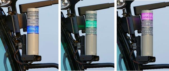 ยันม่าร์ สาธิตโรบอทแทรกเตอร์ ที่ทำงานอัตโนมัติแบบไร้คนขับ โดยใช้เทคโนโลยีนำทางความละเอียดสูงที่ก้าวล้ำ