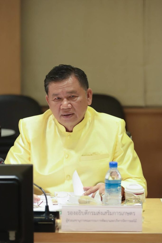 เกษตรฯ เปิดแผนบริหารจัดการผลไม้ภาคเหนือ และแผนบริหารจัดการผลไม้ภาคใต้ ปี 2562