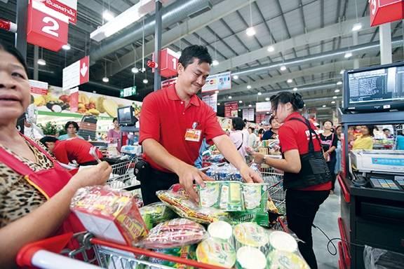 แม็คโคร ปลื้ม ผู้นำวัฒนธรรมห้างไม่แจกถุงพลาสติก เจ้าแรกในไทยมากว่า 30 ปี ย้ำตัวเลขลดใช้ถุงรับวันปลอดถุงพลาสติกสากล นับถึงปัจจุบันลดไปแล้วกว่า 5,400 ล้านใบ