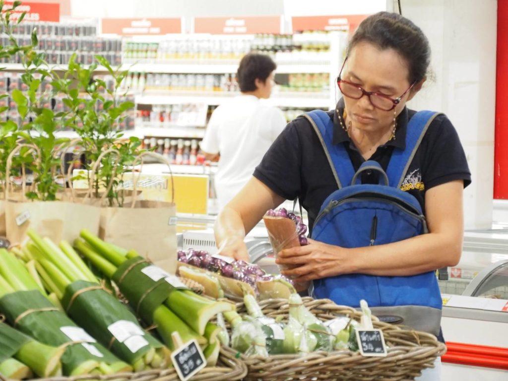 แม็คโคร ช่วยเกษตรกรภาคใต้ หนุนผักพื้นบ้านมาตรฐานปลอดภัยขึ้นห้าง ชูคุณค่าโภชนาการสูง ปรับใช้บรรจุภัณฑ์ธรรมชาติ รับผู้ประกอบการร้านอาหารท้องถิ่นบูม