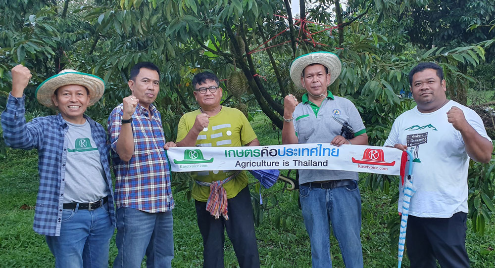 สมชาย บุญเขื่อง Smart Farmer แห่งละอุ่น กับสวนผลไม้ คุณภาพ GAP
