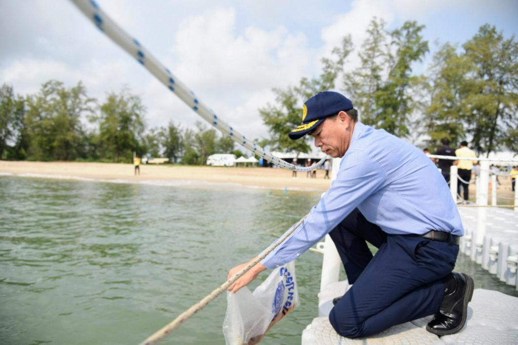 กรมประมง ผนึกกำลัง CP-TRUE จัดสร้างปะการังเทียม 1,000 แท่ง 12 กันยานี้ ดีเดย์ ส่งมอบชุมชนสงขลา และ นราธิวาส