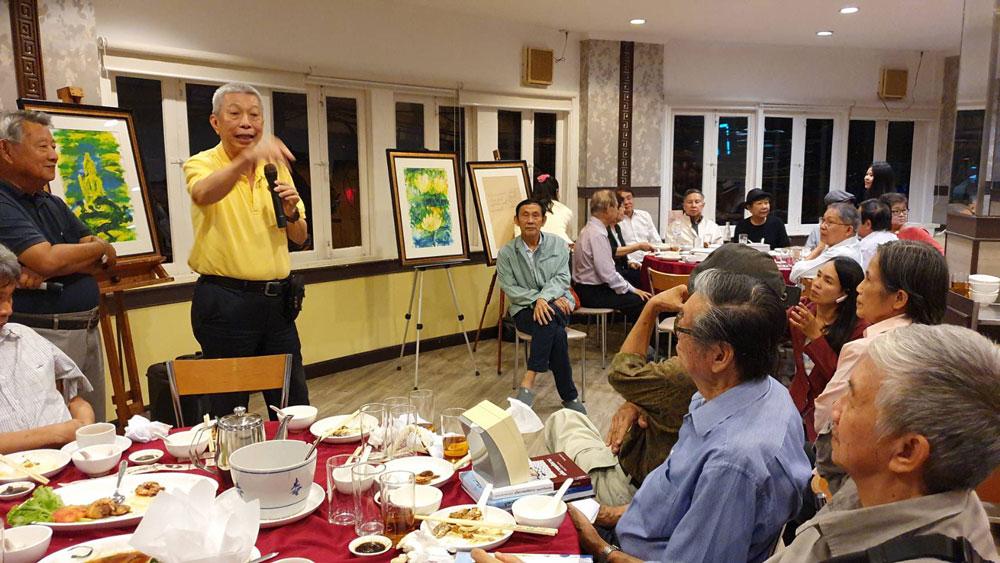 """ฉลอง 70 ปี """"ยุค ศรีอาริยะ"""" รวมพลคนเป็นห่วงเศรษฐกิจไทย"""
