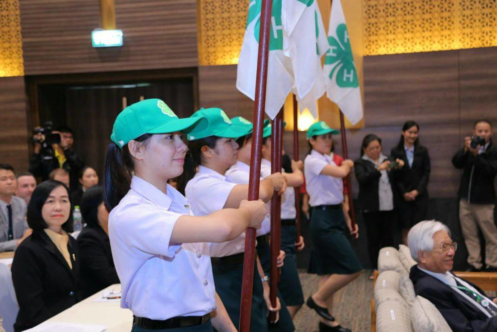 เชิญชาวไทยร่วมเป็นเจ้าภาพต้อนรับ ยุวเกษตรกรทั่วโลก