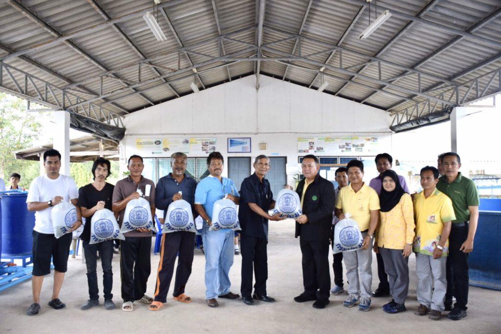 กรมประมง เปิดอบรมเลี้ยงปลาในบ่อโรงเรียนที่ จ.ปัตตานี
