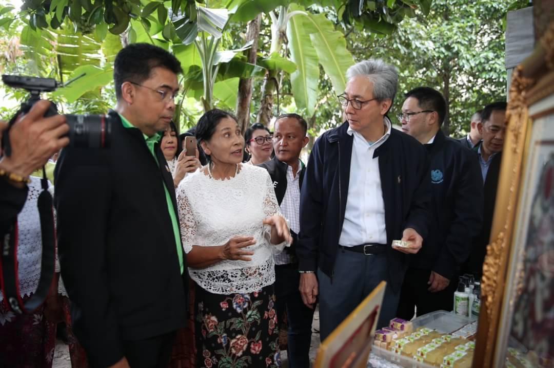ประชารัฐสร้างไทย พัฒนาปักษ์ใต้ ธ.ก.ส.หนุนสินเชื่อ  50,000 ล้านบาท