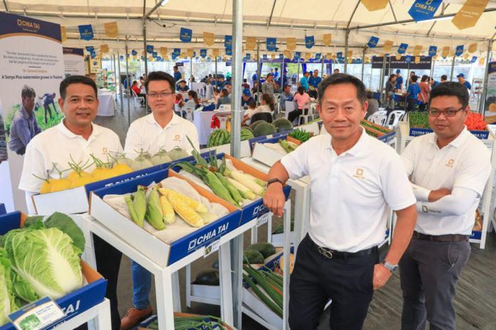 เจียไต๋ โชว์ศักยภาพผู้นำเมล็ดพันธุ์พืช ในงาน Chia Tai International Field Day 2020