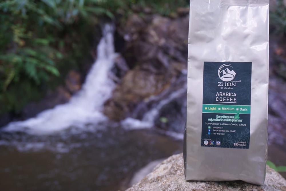 ซานคอฟฟี่ (ZHUN COFFEE) สู้เท่านั้น เพื่อเป้าหมายดังทั่วโลก