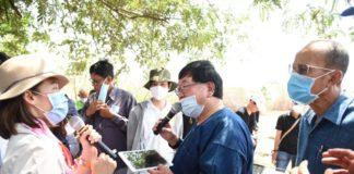 """""""ประภัตร"""" ชูเทคโนโลยีเกษตรอัจฉริยะ จัดทำแปลงนาสาธิต หวังเป็นต้นแบบลดต้นทุนการผลิต"""