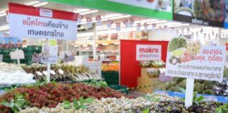 """แม็คโคร ชูนโยบาย """"เคียงข้างเกษตรกรไทย"""" ย้ำหลัก 3 ประโยชน์สู่ความยั่งยืน บูรณาการภาครัฐ ขับเคลื่อนธุรกิจสู่ศูนย์กลางสินค้าเกษตรและอาหารคุณภาพ"""