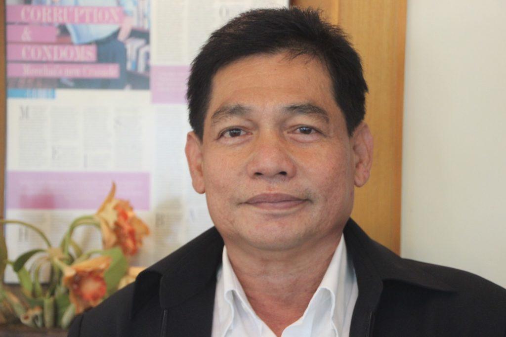 นายมงคล จอมพันธ์ ผู้อำนวยการสำนักงานส่งเสริมและพัฒนาการเกษตรที่ 2 จังหวัดราชบุรี