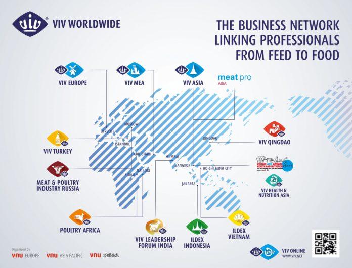 VIV worldwide ปรับแบรนด์ดิ้งใหม่ พร้อมรับความท้าทายของตลาด