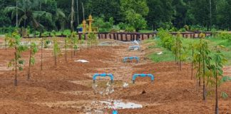สสก.ที่ 3 ระยอง ลุยพัฒนาเกษตรกร 7 จังหวัด เปิดแปลงเรียนรู้ใช้น้ำเพาะปลูกจากของจริง