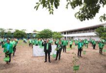 ธ.ก.ส. ร่วมทำดี ปลูกป่า 999 ต้น